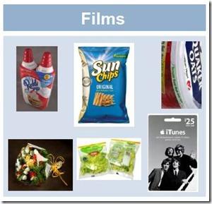 Ingeo PolyLactic Acid applications in Film