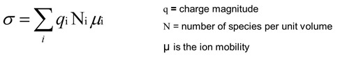 equation for charge magnitude