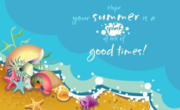 Happy Summer Wallpaper 4