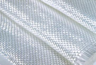woven fiberglass mat