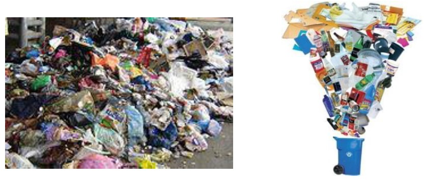 Recycle and Disposal of Plastic Food Packaging Waste 11: Thermal
